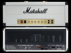NAMM 2008: Marshall unveil Randy Rhoads amp