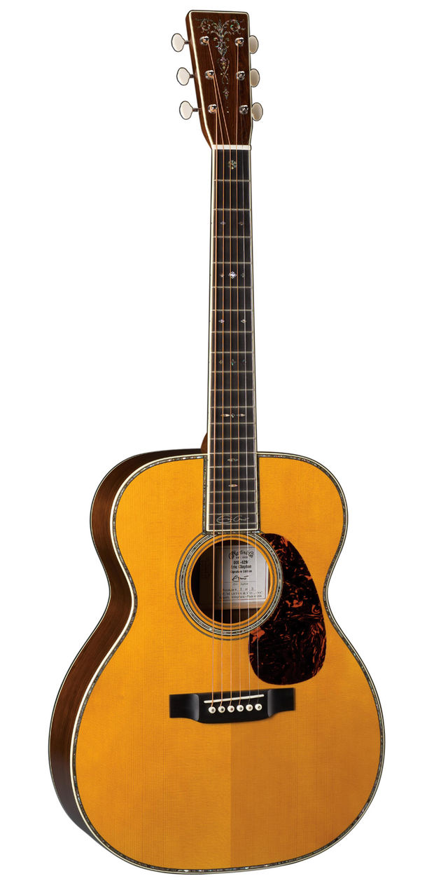 000-42M Eric Clapton Limited Edition