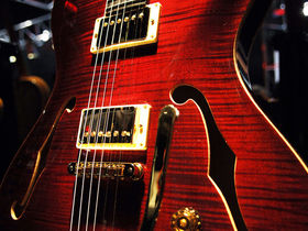 NAMM 2008: 12 new models from PRS Guitars