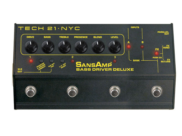 Analogue sonics with the flexibility of digital switching