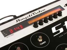 NAMM 2008: StompIO foot controller for AmpliTube
