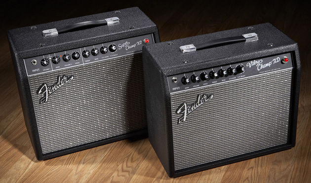 Small, but feature-packed, Fender's latest Champs