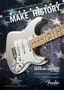 NAMM 2008: Fender launches new American Standard instruments