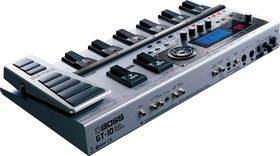 NAMM 2008: Boss GT-10 offers improved modelling engine