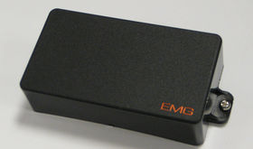 New twist on classic EMG 81 design