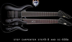 NAMM 2008: ESP reveal new Carpenter and Sambora signature models
