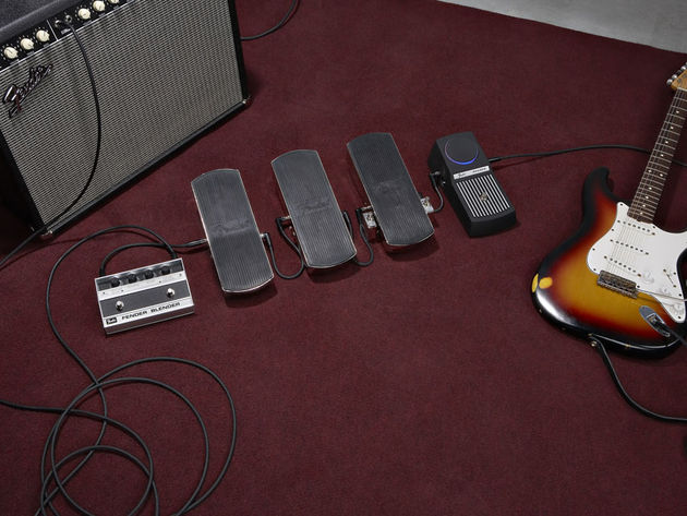 The new school of old-school Fender pedals