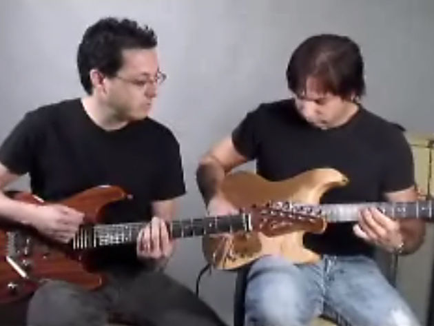 Godin's 'sneak peak' video of the Passion RG-3 in action