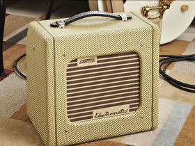 NAMM 2008: Gretsch reveals small Electromatic valve combo