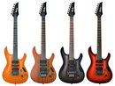 New Ibanez S Prestige models have 24 frets