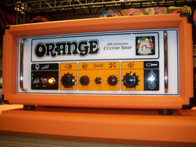 NAMM 2008: Orange announces anniversary heads