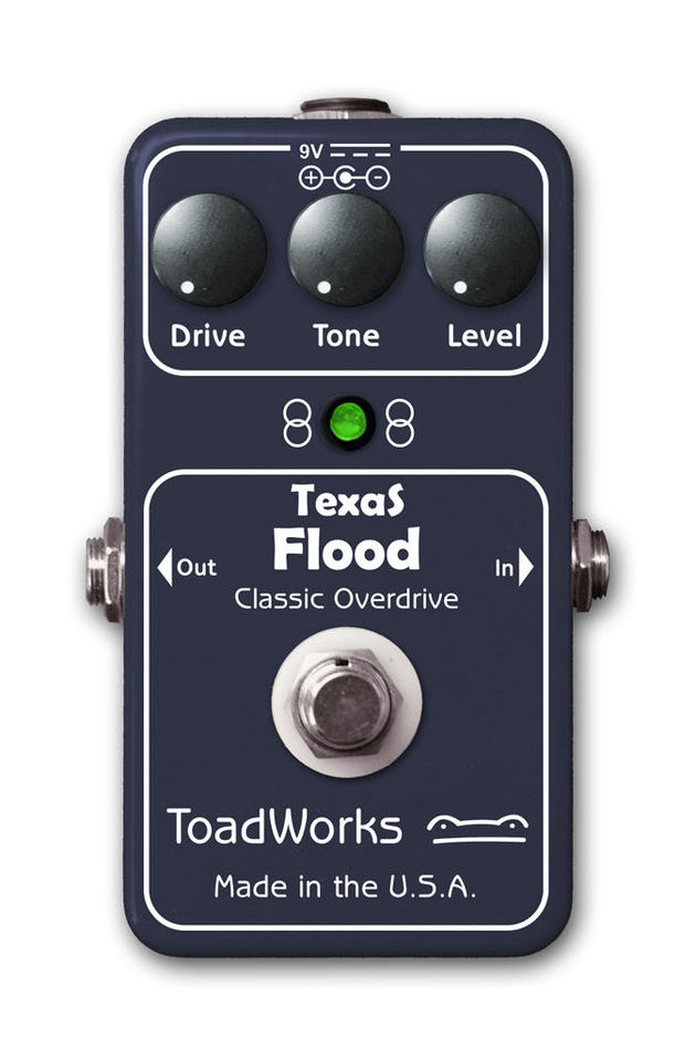 Tone as big as Texas?