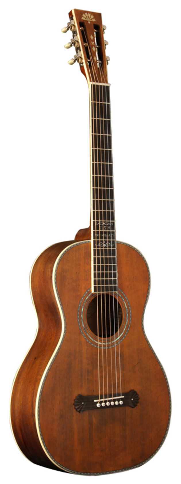 The Washburn R316SWKK parlour acoustic