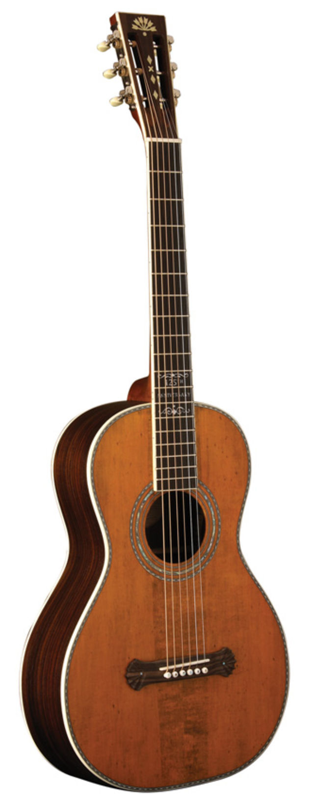 The Washburn R316SWRK parlour acoustic