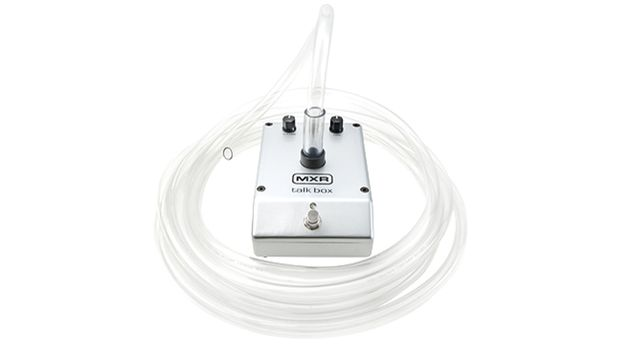 The MXR Talk Box is perfect for any and all Peter Frampton impressions