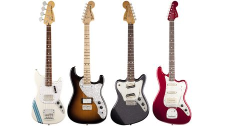 Video: Fender Pawn Shop models in action
