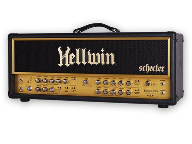Schecter Hellwin series