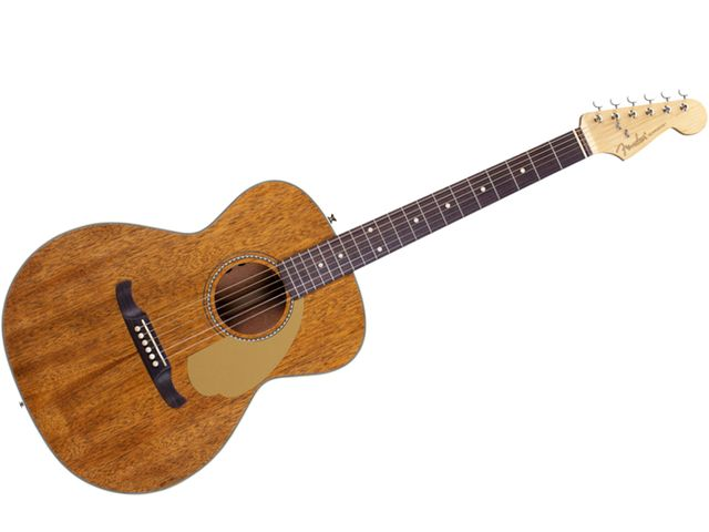 Fender Acoustic Custom Shop Newporter