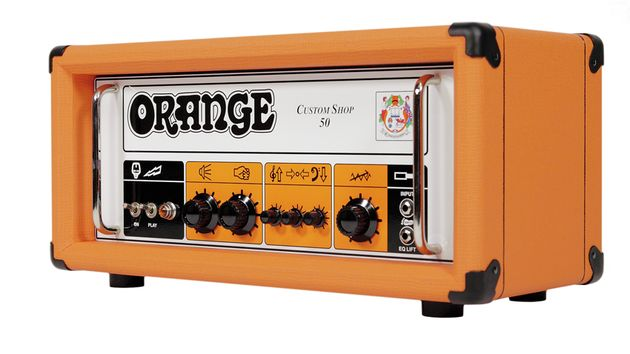 Another brand new Orange amp is on the way...
