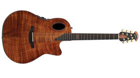 NAMM 2013: Ovation unveils new additions