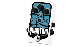NAMM 2013: Pigtronix introduces Quantum Time Modulator pedal