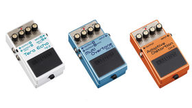 NAMM 2013: Roland announces three new Boss pedals