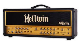 NAMM 2013: Schecter unleashes Hellwin series