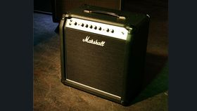 NAMM 2013: Marshall debuts SL-5 Slash Signature Combo