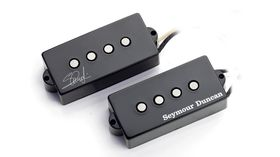 NAMM 2013: Seymour Duncan rolls out Steve Harris pickups