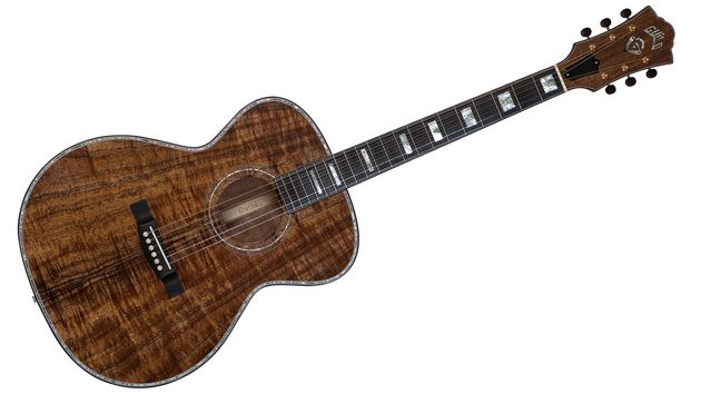 Guild Custom Shop launched  - first up, 60th Anniversary Model