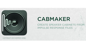 NAMM 2013: Kemper announces Cabmaker software