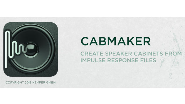 Cabmaker was developed after owners asked for a way to load impulse response files on to the amp