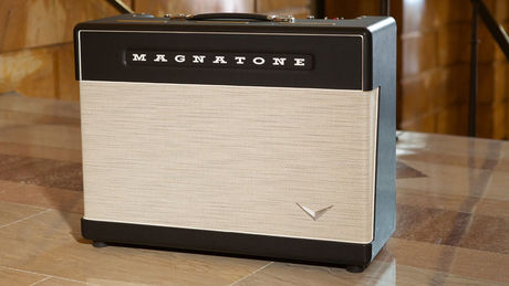 The Super Fifty-Nine amplifier, first spotted on tour with ZZ Top's Billy Gibbons