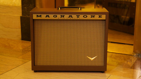The new Magnatone Twilighter amp