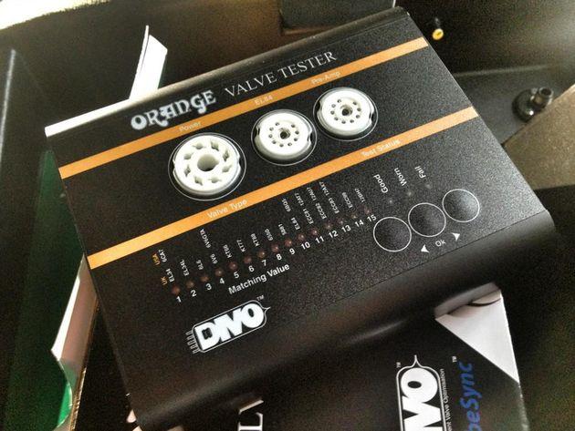 Orange DIVO VT1000 Valve Tester