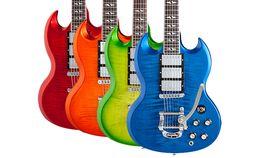NAMM 2013: Gibson reveals SG Deluxe