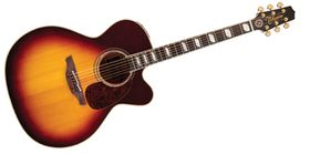 NAMM 2013: Takamine announces Toby Keith signature