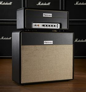 Marshall and Andertons Music Company team up for limited edition anniversary amp