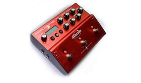 NAMM 2014: Atomic Amps and Studio Devil unveil Amplifire pedal