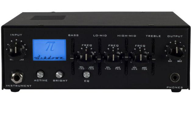 PiBass-240 Artist Signature Series amp
