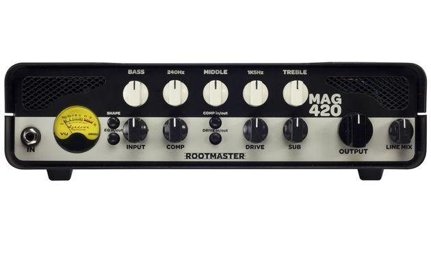 Rootmaster amp range