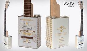 NAMM 2014: Bohemian Guitars debuts Boho guitars