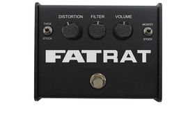 NAMM 2014: Fat RAT pedal unveiled