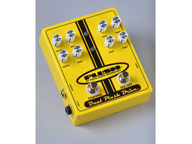 NAMM 2014: Fuchs Audio unveils three Plush pedals and Bruiser bass amp