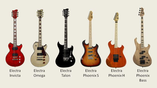 Electra Guitars at NAMM 2014