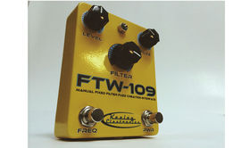 NAMM 2014: Keeley teases four new pedals