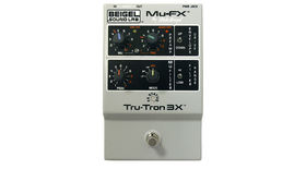 NAMM 2014: Beigel Sound Lab announces Tru-Tron 3X pedal