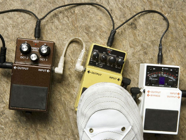 NAMM 2014: the guitar effects pedals