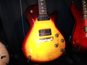 NAMM 2014: PRS Guitars stand in pictures