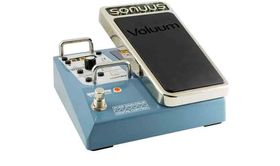 NAMM 2014: Sonuus announces Voluum pedal